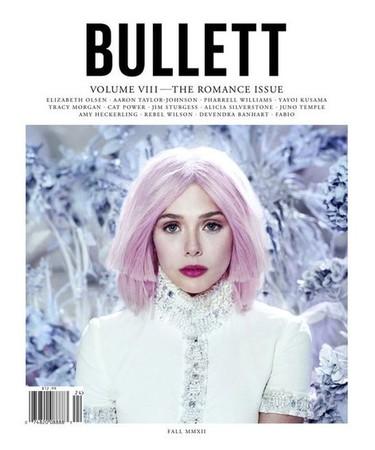 Elizabeth Olsen se convierte al romanticismo en Bullett