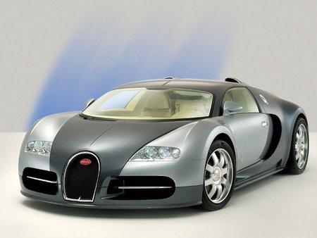 Mantener un Bugatti Veyron no es muy económico on