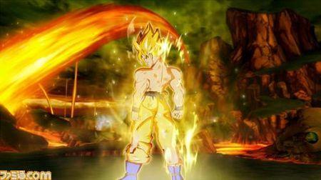 'Dragon Ball Z Burst Limit' se muestra en nuevas imágenes