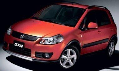 Suzuki SX4, el gemelo del Fiat Sedici