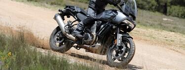 Probamos la Harley-Davidson Pan America 1250: una sorprendente maxitrail con suspensiones inteligentes y 150 CV, desde 16.990 euros