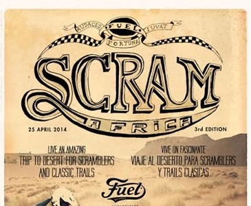 Scram Africa 2014, y van tres