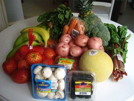 red alimentaria comidas saludables