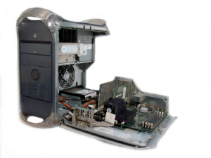 Interior del PowerMac