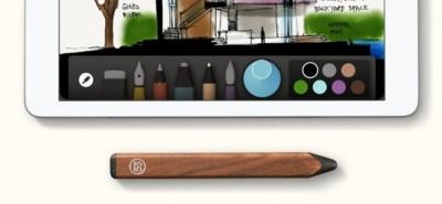 Pencil, el stylus de FiftyThree. Un complemento ideal para su app Paper