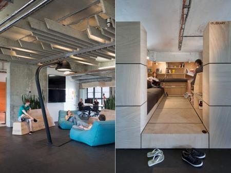Las nuevas oficinas de SoundCloud