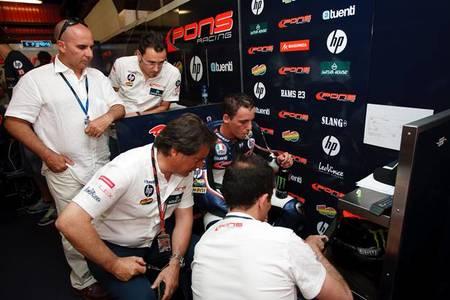MotoGP Catalunya 2012: el equipo Pons 40 HP Tuenti recurrirá ante el CDI. El culebrón continúa