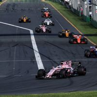 La nueva Fórmula 1 frena los adelantamientos