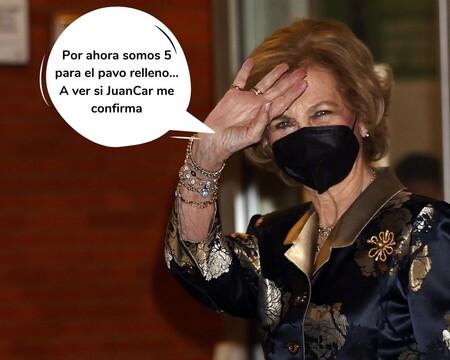 El deseo de la reina Sofía por Navidad (y que tiene como protagonista a Juan Carlos)