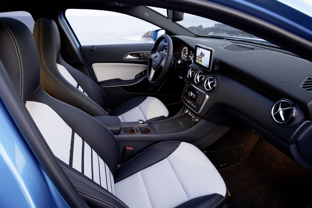 Foto de Mercedes-Benz Clase A 2012 (22/67)