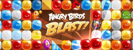 Angry Birds Blast: el enésimo juego de los pájaros de Rovio buscará repetir el éxito de Candy Crush