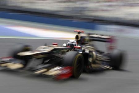 Lotus sigue rozando la victoria