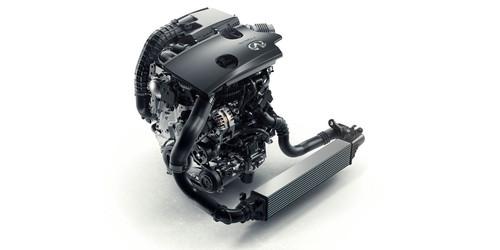 Así es como funciona el motor turbo de compresión variable de Infiniti y por qué te interesa