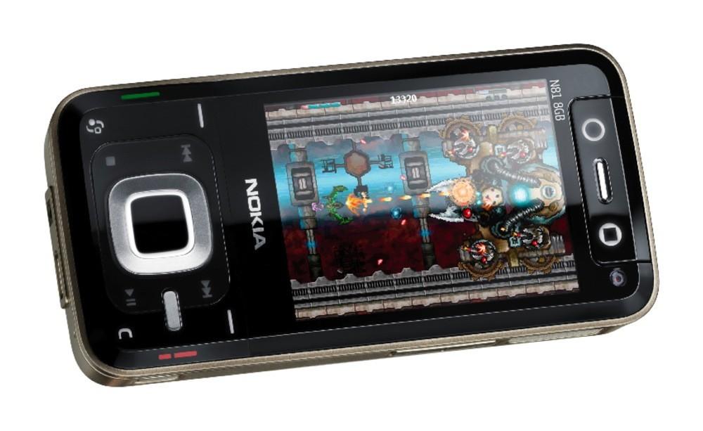 Foto de Nokia N81 (5/7)