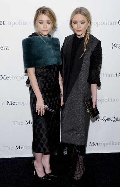 Foto de Las it girls del momento: el estilo de Mary-Kate y Ashley Olsen (9/18)