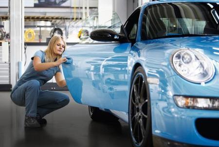 Porsche apuesta por la formación en Zuffenhausen