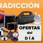 Ofertas del día y chollos en Amazon: auriculares LG, discos duros Crucial, cepillos de dientes Oral-B o pequeño electrodoméstico Philips a precios rebajados