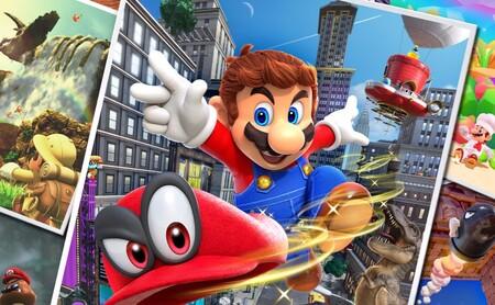 Juegos gratis para el fin de semana junto a Super Mario Odyssey, Forza Horizon 4 y otras 30 ofertas y rebajas que debes aprovechar