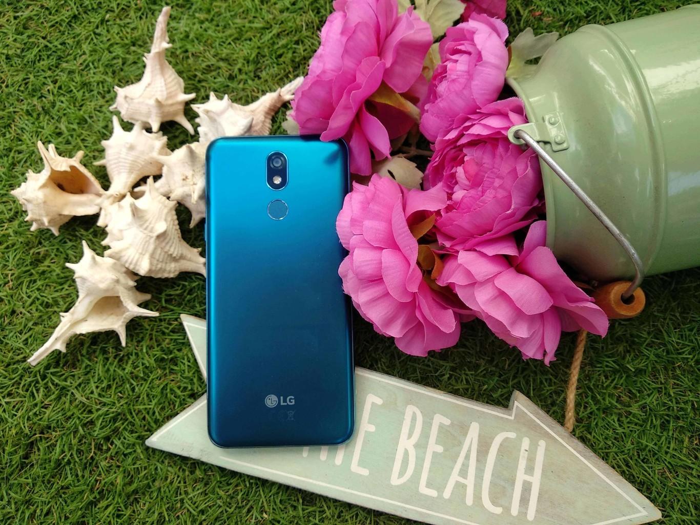 ca524aa52d0 LG K40 análisis: review con características, precio y especificaciones