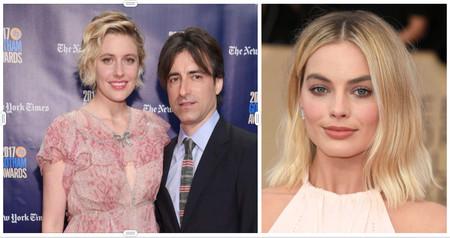 'Barbie' salta al cine con sorpresa: Greta Gerwig y Noah Baumbach se reencuentran en la película de Margot Robbie