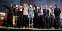 'Los Vengadores', primera foto del reparto, incluyendo a Mark Ruffalo (el nuevo Hulk)