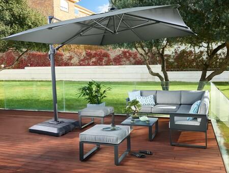 Ofertas y liquidaciones en Leroy Merlin: tumbonas, muebles de jardín, piscinas y herramientas más baratas