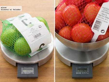 Fraude en las frutas envasadas