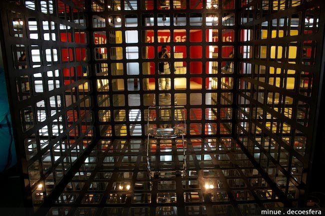 Foto de Ikea al cubo, arte con objetos de decoración (9/10)