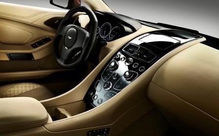 Interior Aston Marton Vanquish