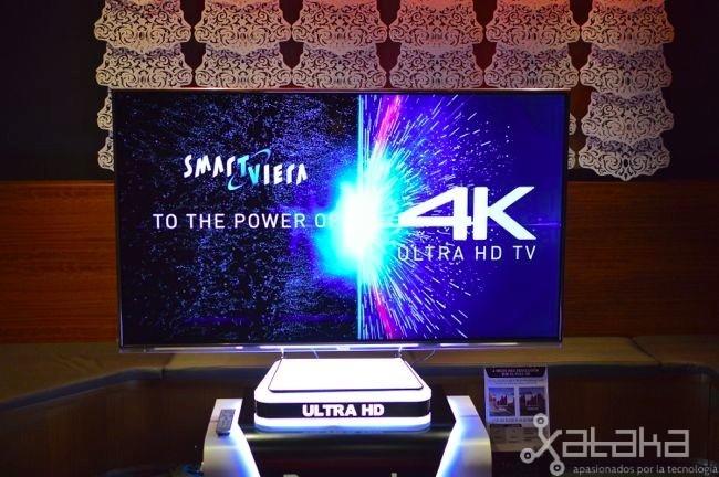 Panasonic Smart Viera 4K WT600 de 65 pulgadas llega a España