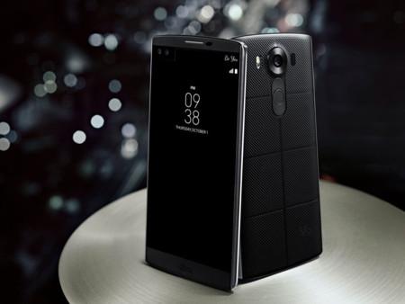 LG ha vendido 60 millones de teléfonos en 2015, este año esperamos dos modelos en la gama alta