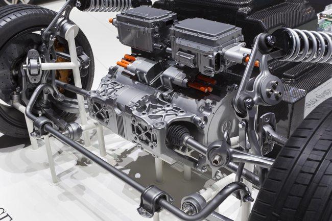 Mercedes-Benz SLS AMG Coupé Electric Drive 06