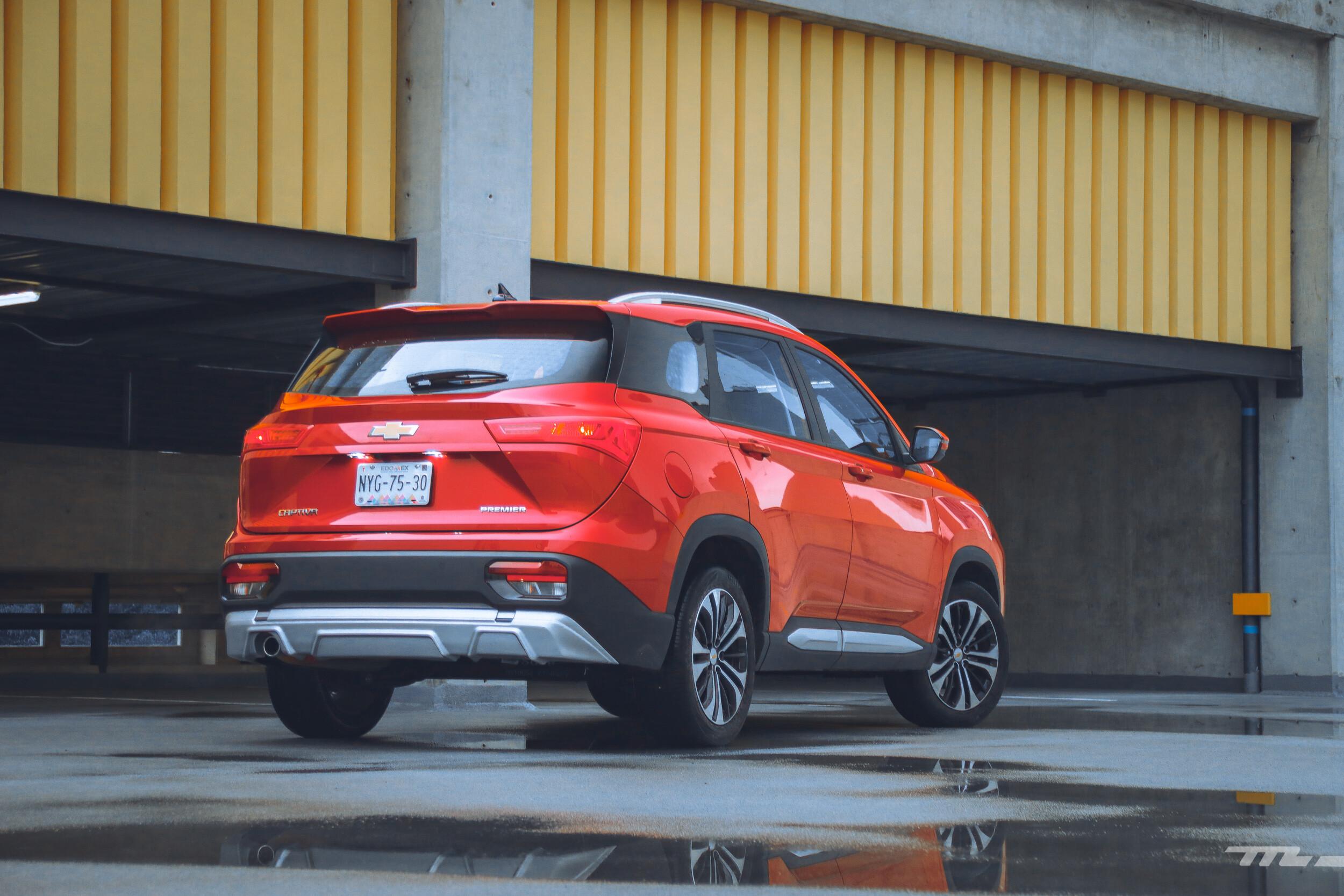 Foto de Chevrolet Captiva 2022 (28/54)