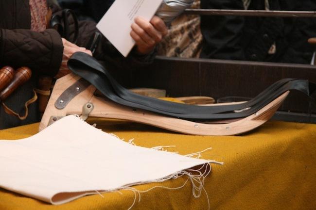 Cuerpo para sillas de montar Hermès