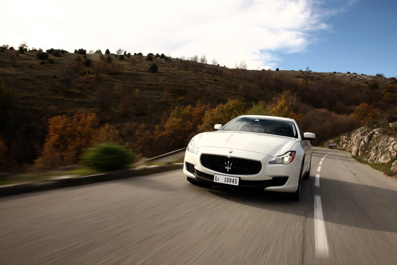 Foto de Maserati Quattroporte (2013) (31/47)