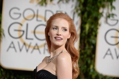 ¡Melena al viento! El pelo suelto triunfó en la Gala de los Globos de Oro 2014