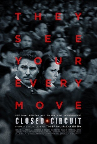 'Closed Circuit', tráiler y cartel