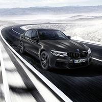 BMW M5 Edición 35 Aniversario: celebrando la historia del modelo con 625 CV y sólo 350 ejemplares