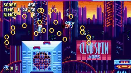 Sonic Mania es retrasado para verano y nos presenta el escenario Flying Battery