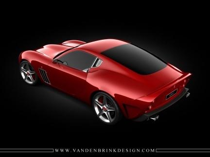 Vandenbrink 599 GTO