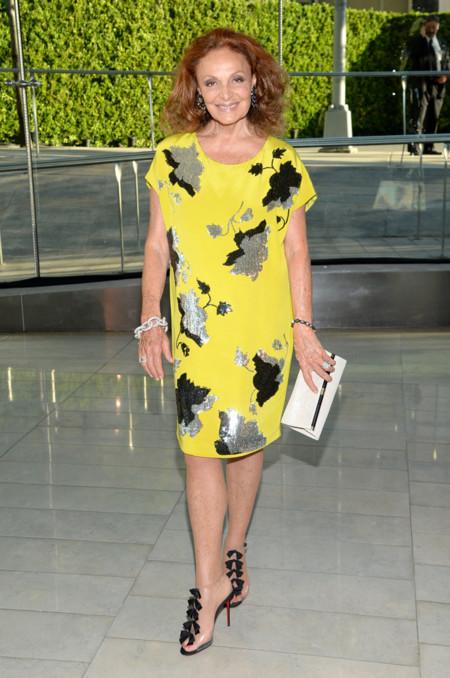 Diane von Furstenberg CFDA Awards 2014