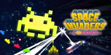 Space Invaders Forever Análisis Review Con Precio Tráiler Y Experiencia De Juego Para Ps4 Y Nintendo Switch