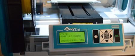 Configuración automática del filamento gracias a la etiqueta NFC