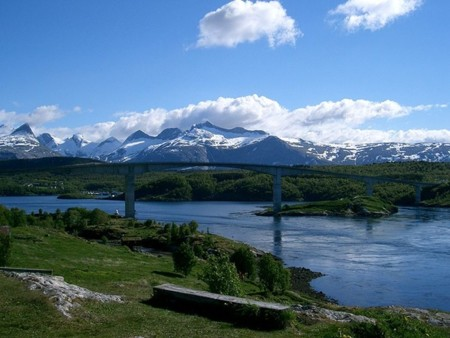 ¿La ruta en coche más bonita del mundo? Así es la carretera costera Helgelandskysten: descubriendo Noruega