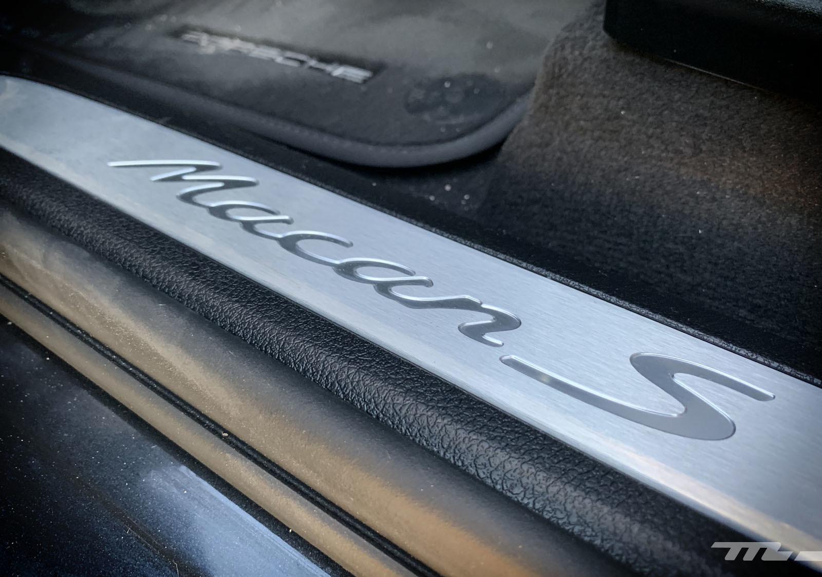 Foto de Porsche Macan S (prueba) (14/28)