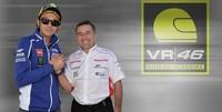 Valentino Rossi y Jorge Martínez 'Aspar' de la mano con VR46 Racing Academy