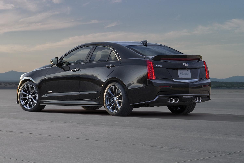 Foto de Cadillac ATS-V 2016 (5/6)