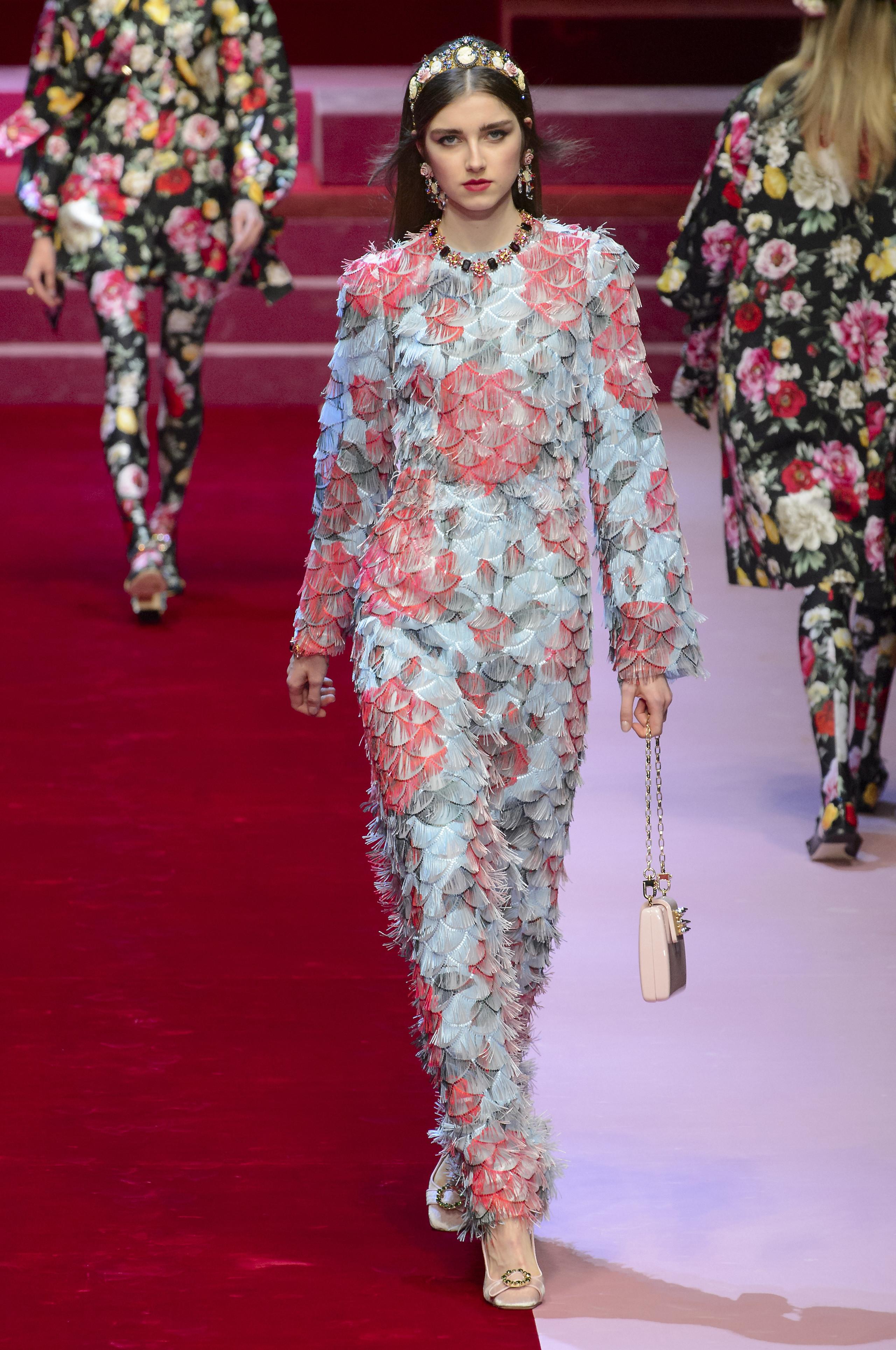 Foto de Dolce&Gabbana Primavera/Verano 2018 (67/106)