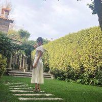 El vestido de Sara Carbonero es un auténtico flechazo para lucir este verano