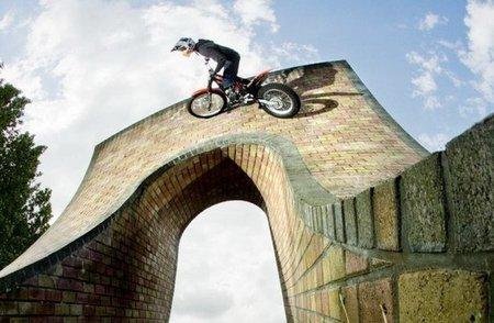Julien Dupont, la vuelta al mundo haciendo trial